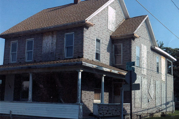 The Bostion House - South Street