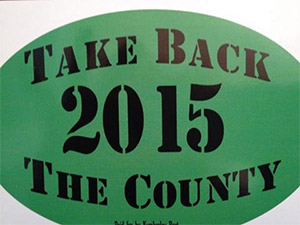 Take back the county